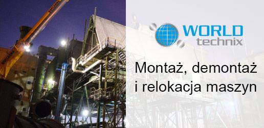 Worldtechnix - relokacje
